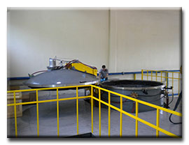 Graphite Purification System Halogen Purification Reactor